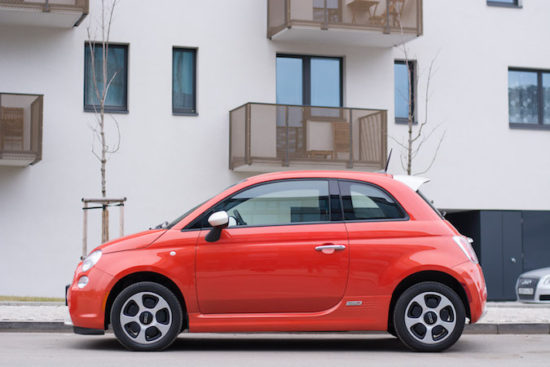 Fiat 500e – Basic