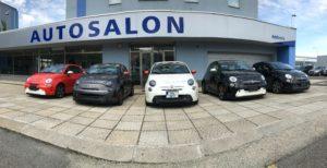 Elektromobily Fiat