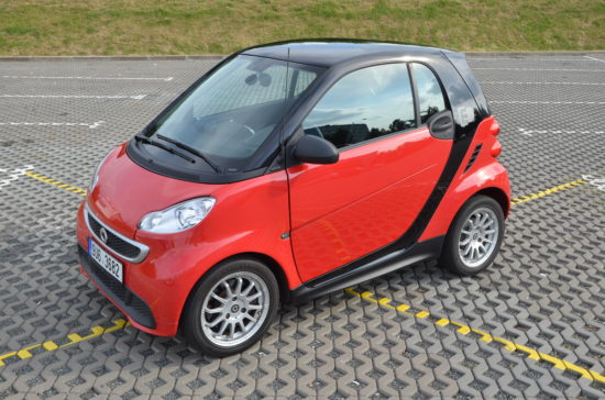 Smart Electric Drive 2