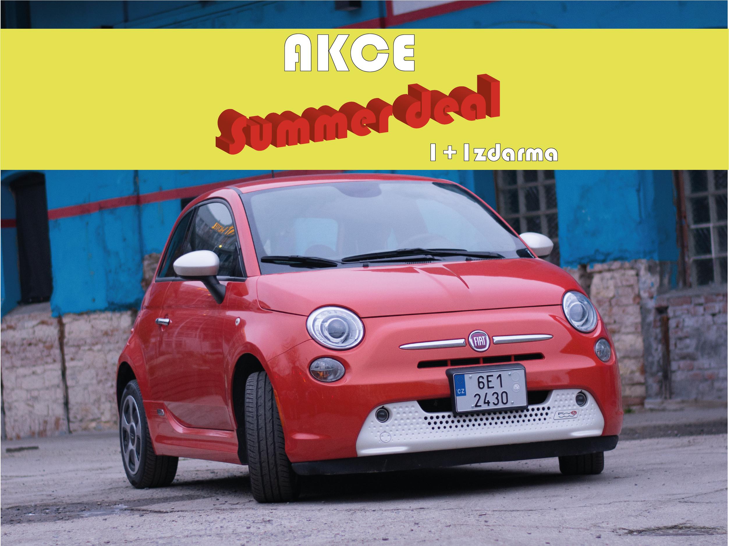 Akce Summer deal