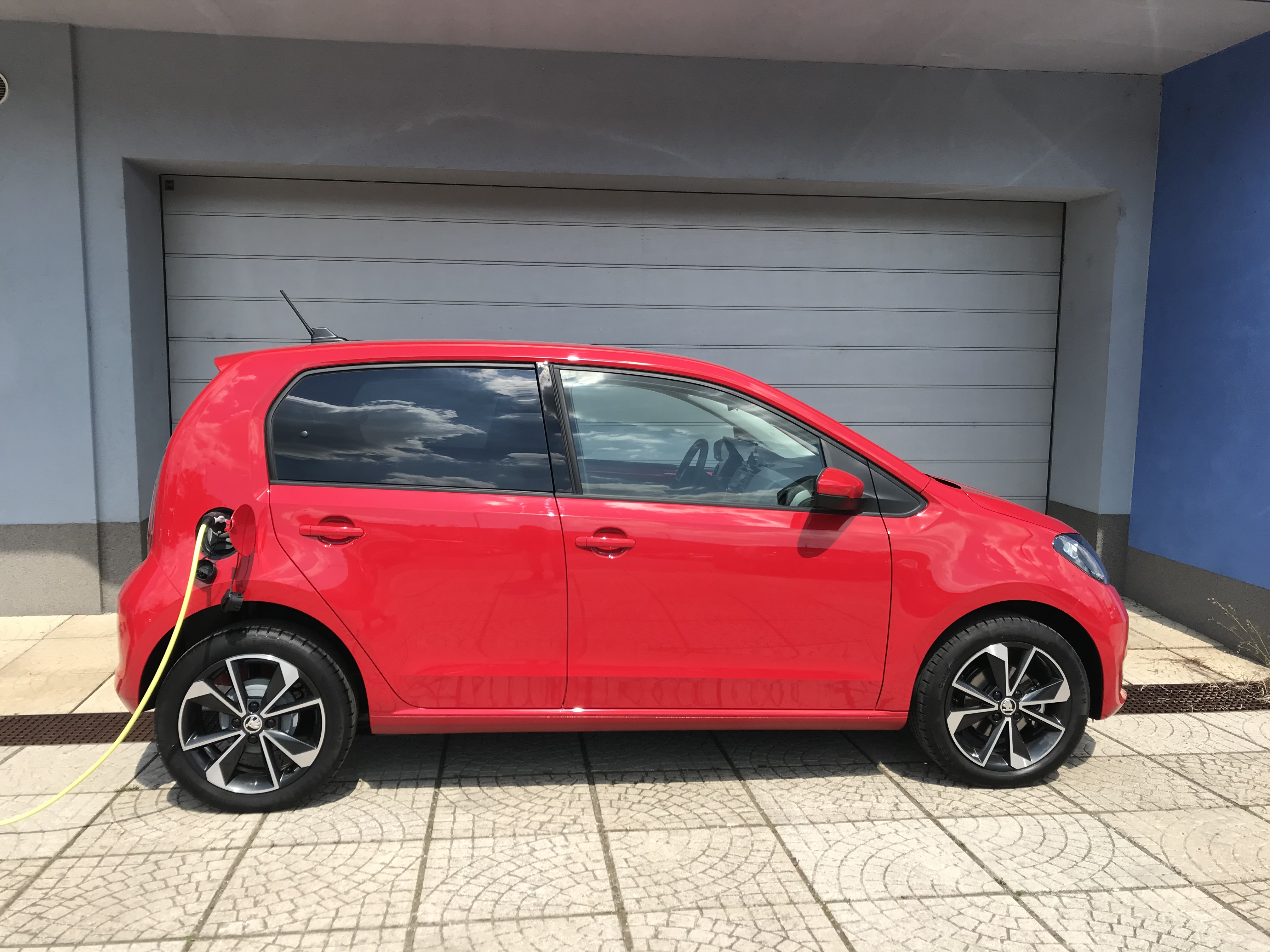 Škoda CITIGO iV – červená